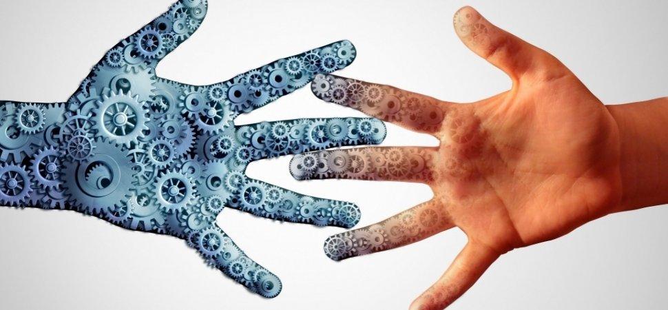 Atanu #1 cyborg human - merging with techonology